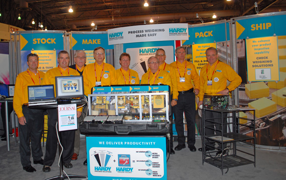 Hardy at Rockwell Automation Fair