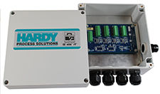New HI 6010 junction box from Hardy
