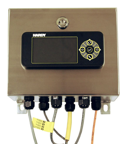 Turn your weight processor into a Nema 4X instrument for Hazardous Environments