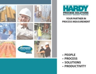 Hardy Capabilities brochure